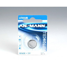 Ansmann Lithium CR 1620, 3 V Battery Ioni di Litio 3V batteria non-ricaricabile