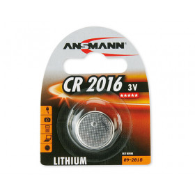 Ansmann CR 2016 Ioni di Litio 3V batteria non-ricaricabile