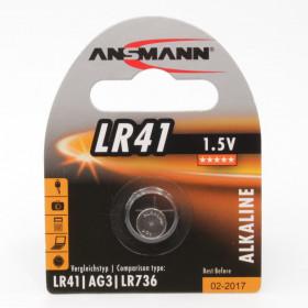 Ansmann 5015332 Alcalino 1.5V batteria non-ricaricabile
