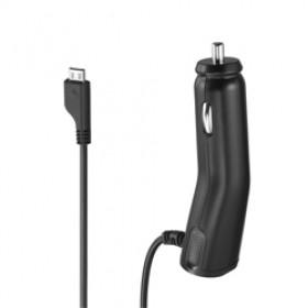 CARICABATTERIE DA AUTO MICRO USB 700mA