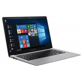 "Mediacom M-SB146 notebook/portatile Computer portatile Nero, Argento 35,6 cm (14"") 1920 x 1080 Pixel Intel® Celeron® 4 GB LPDDR4-SDRAM 64 GB Flash Windows 10 Home"
