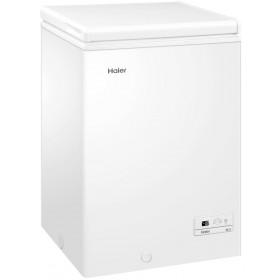 Haier HCE103F congelatore Libera installazione Verticale Bianco 103 L F