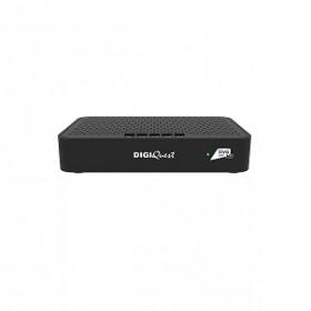 Digiquest RICD1212 set-top box TV Cavo, Ethernet (RJ-45) Full HD Nero