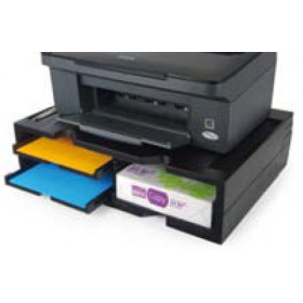Exponent 42807 porta stampante Nero