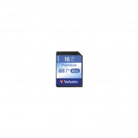 Verbatim Premium memoria flash 16 GB SDHC Classe 10