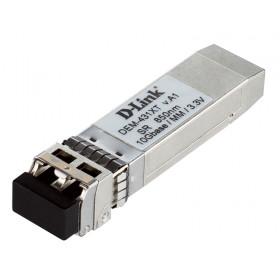 D-Link DEM-431XT modulo del ricetrasmettitore di rete Fibra ottica 10000 Mbit/s SFP+ 850 nm