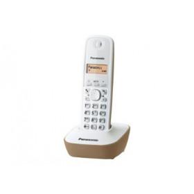 Panasonic KX-TG1611 DECT Identificatore di chiamata Bianco