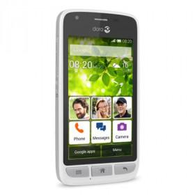 Doro Liberto 820 mini Smartphone Tim White Silver