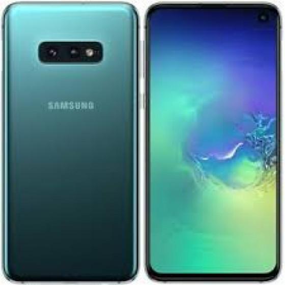 "SAMSUNG GALAXY S10e TIM PRISM GREEN 5,8"" 6GB/128GB"