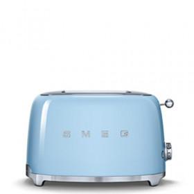 Smeg TSF01PBEU 2fetta/e 950W Blu tostapane