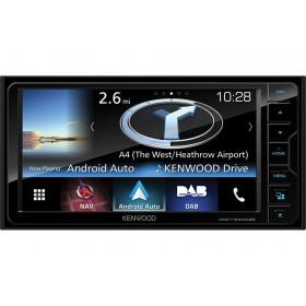 """DNX-716 W DABS Sistema di navigazione 7"""" Mitsubishi Outlander,Pajero, Toyota Rav 4 con DAB integrato"""