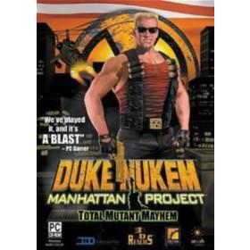 PC Duke Nukem Manhattan Project