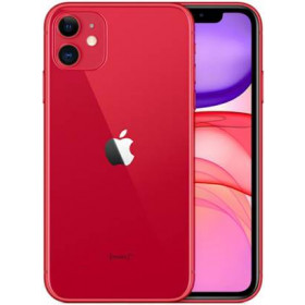 """Apple iPhone 11 64GB 6.1"""" (Product)RED EU MWLV2GH/A"""
