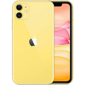 "Apple iPhone 11 64GB 6.1"" Yellow MWLW2GH/A EU"