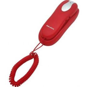 Telefono Majestic PHF-Max 250 Rosso