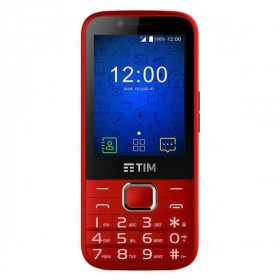TIM EASY TOUCH ROSSO