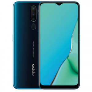 "OPPO A9 (2020) Verde 128 GB Dual Sim Display 6.5"" HD+ Slot Micro SD Fotocamera 48 Mpx Android Tim Italia"